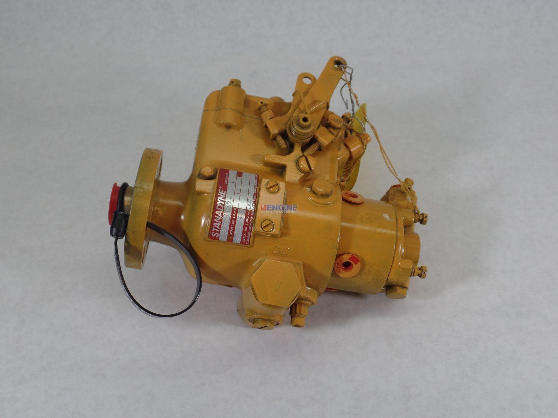 Fits Case Case 207d Injector Pump 580c Rebuilt Db0431 3205