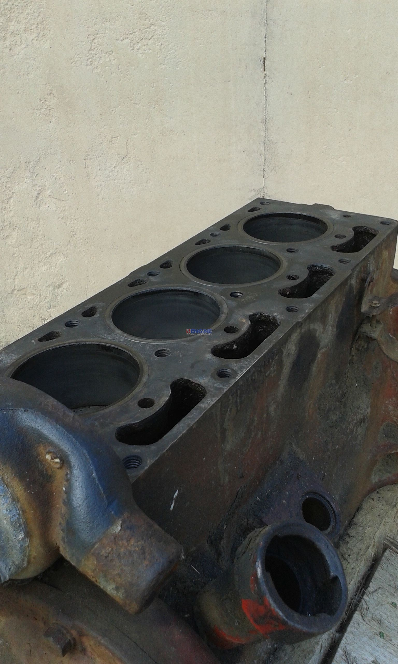 Continental Cn Z120 Engine Short Block Used Bcn  Z120a600