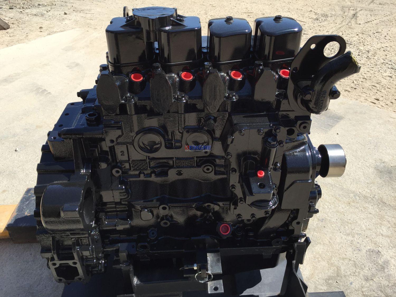 Fits Case 445t M2 Iveco F4ge0454c D Engine Long Block