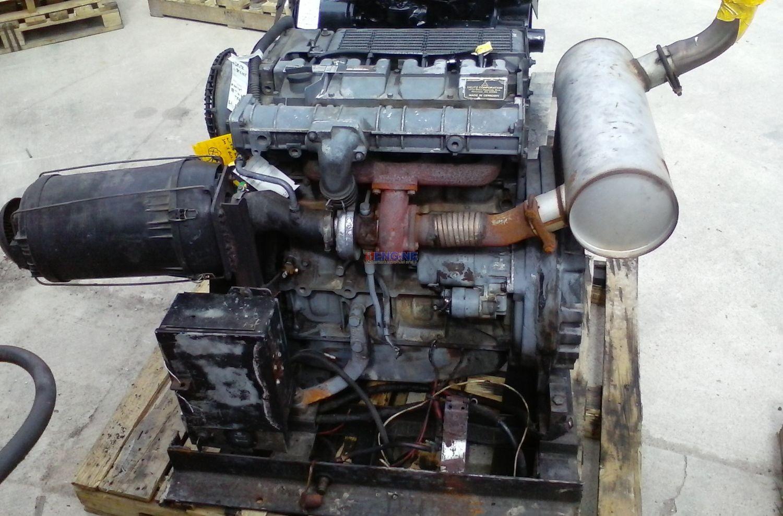 deutz bf4l1011f engine complete esn  00119617 good running