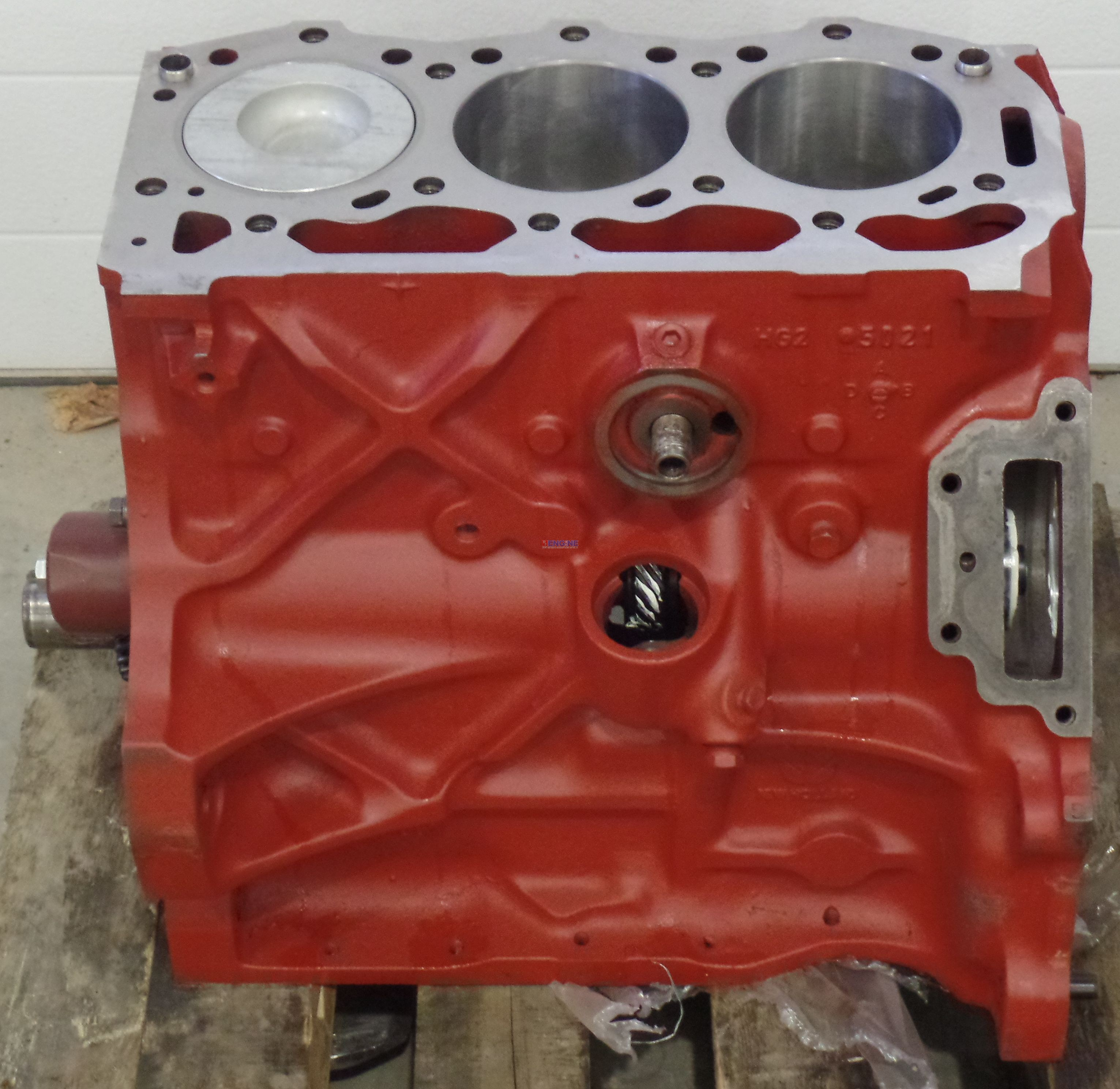 Ford Newholland Fo 201 Engine Short Block Recondition