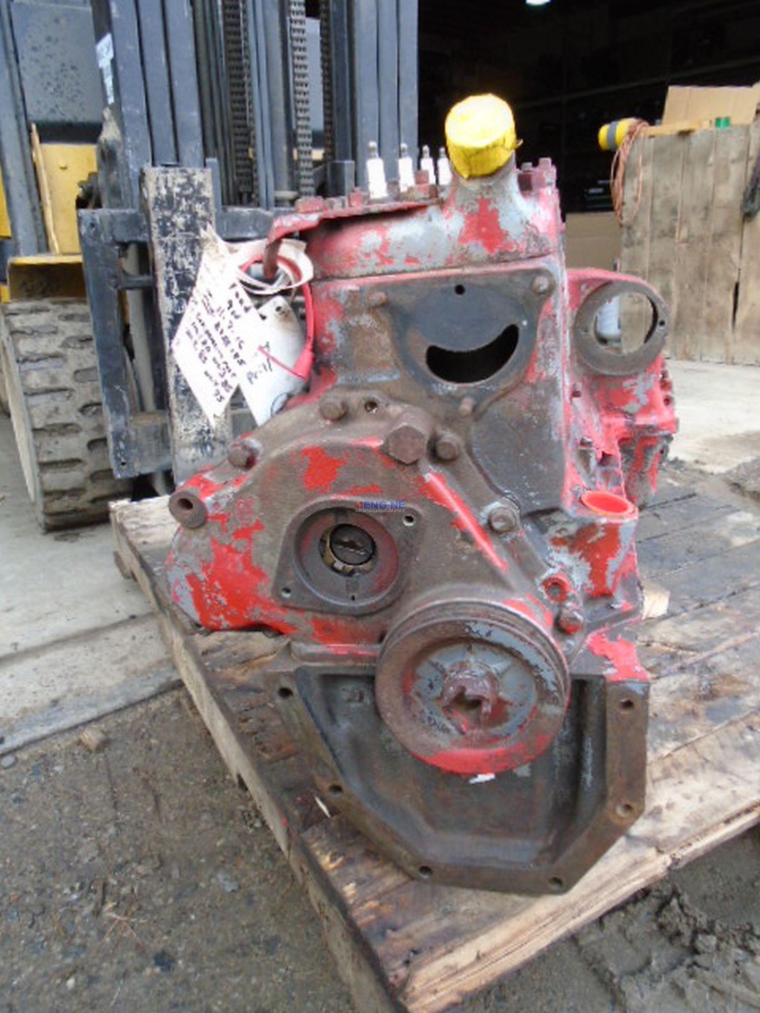 Ford 9n Camshaft : Ford newholland n l oem engine long block