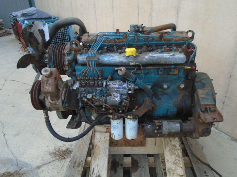 international dt466   u0026quot c u0026quot  model  7 6l oem engine complete
