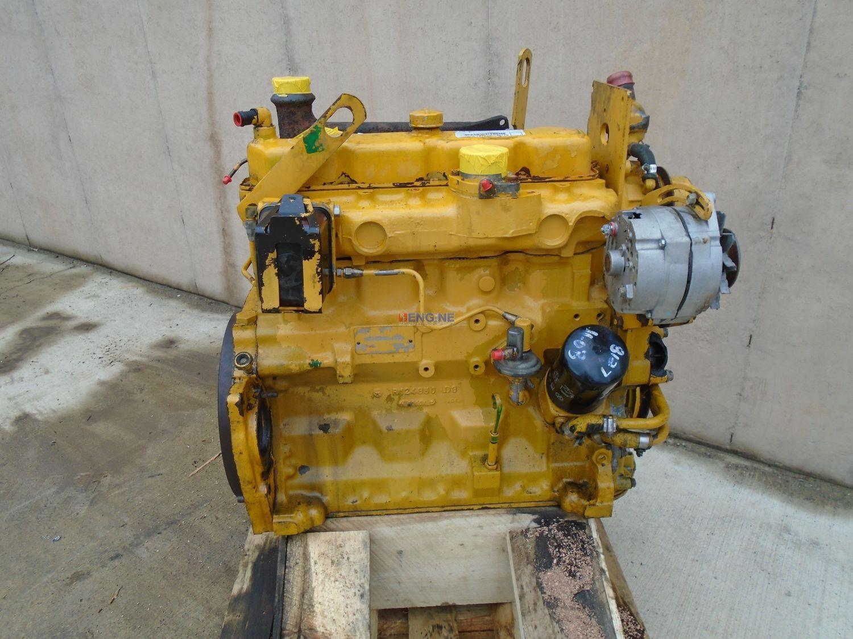 John Deere 4039 Nat Engine Complete #694814