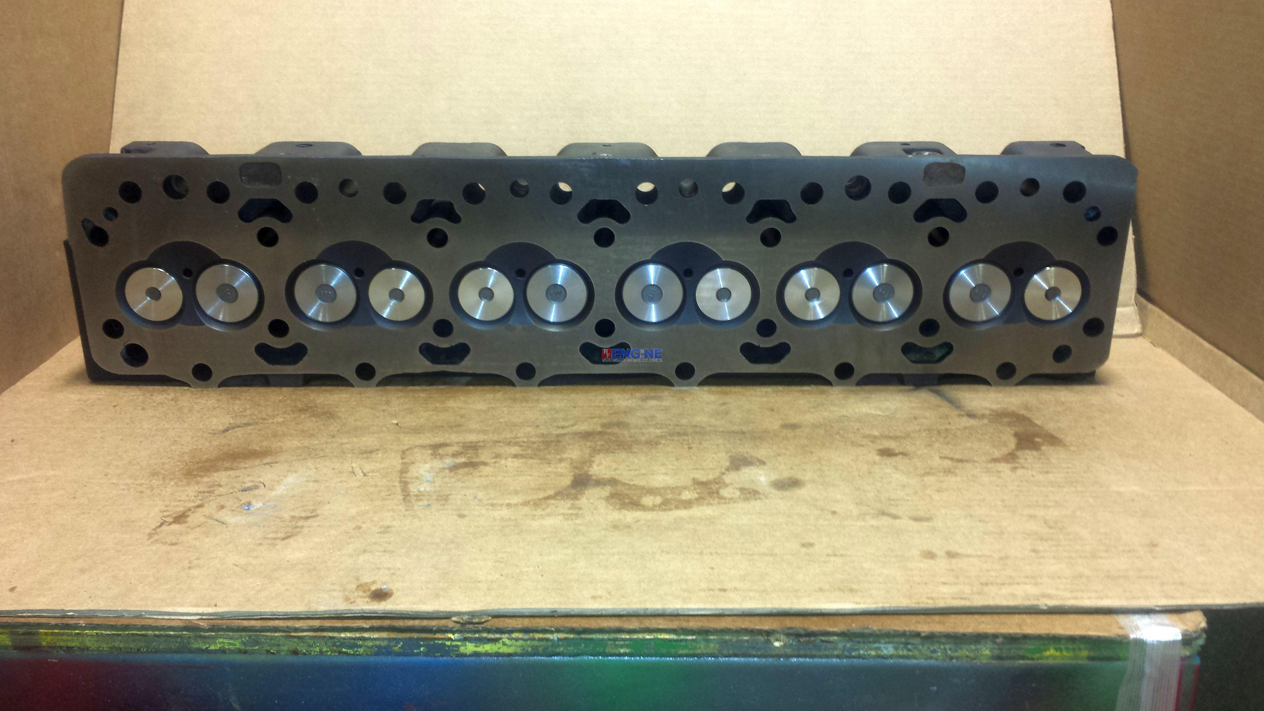 John Deere 4440 Cylinder Head : John deere jd cylinder head remachined r