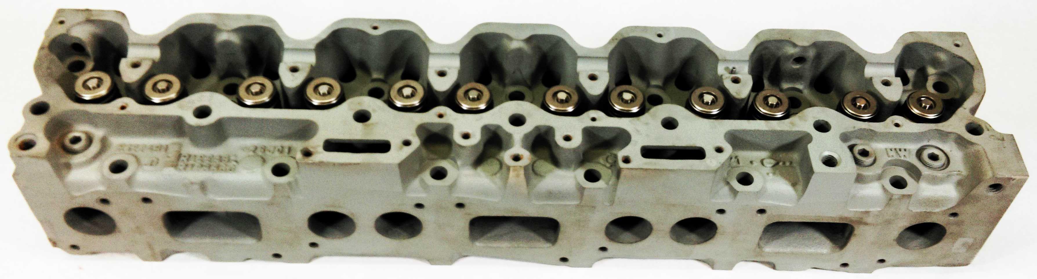 John Deere 4440 Cylinder Head : John deere jd l cylinder head remachined r