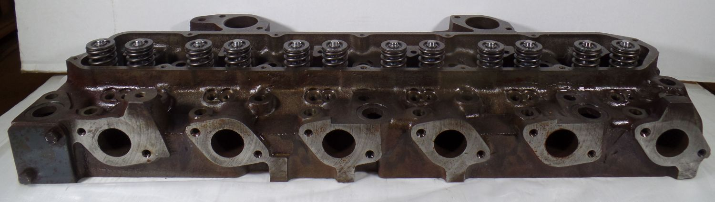 John Deere 4440 Cylinder Head : Fits john deere  cylinder head remachined r